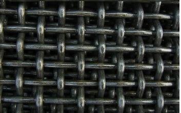 黑钢丝筛网