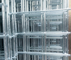热镀锌铁丝电焊网片