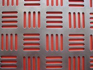 钢板冲孔网