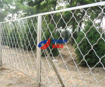 菱形围栏铁丝网