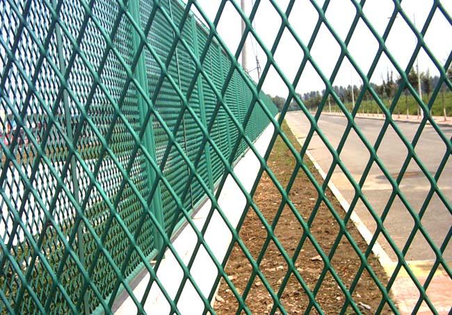 菱形孔护栏网